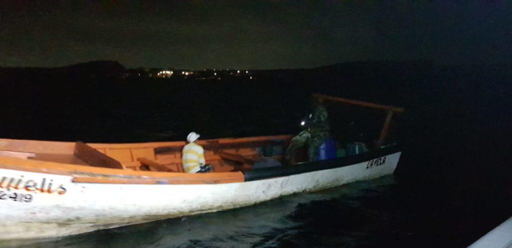 Nuevo desembarco clandestino de migrantes venezolanos