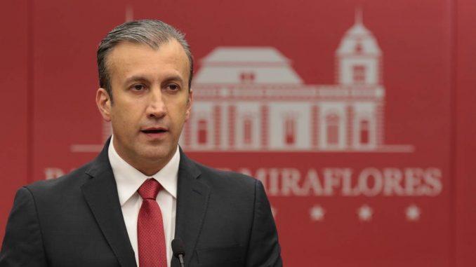 El Aissami anuncia reapertura de fronteras con Brasil y Aruba