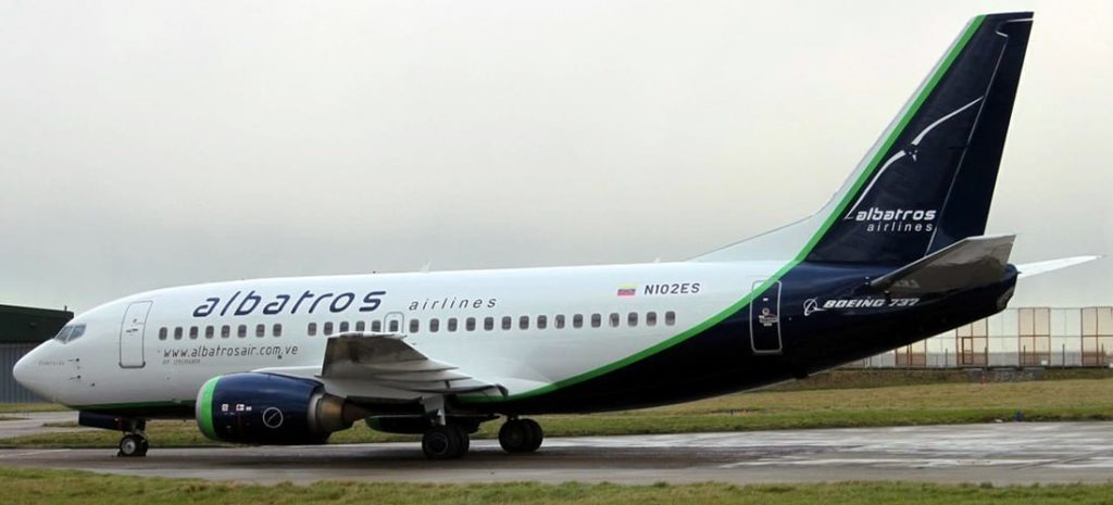 Continúan vuelos especiales para repatriación de venezolanos