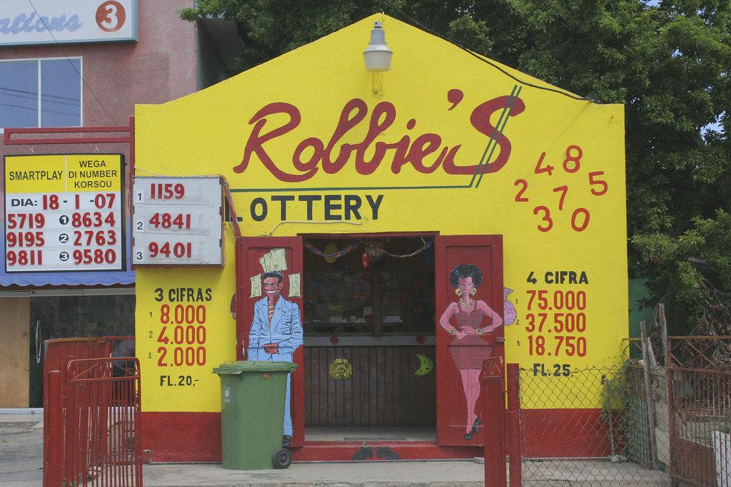 Robbie's Lottery todavía no tiene un nuevo banquero