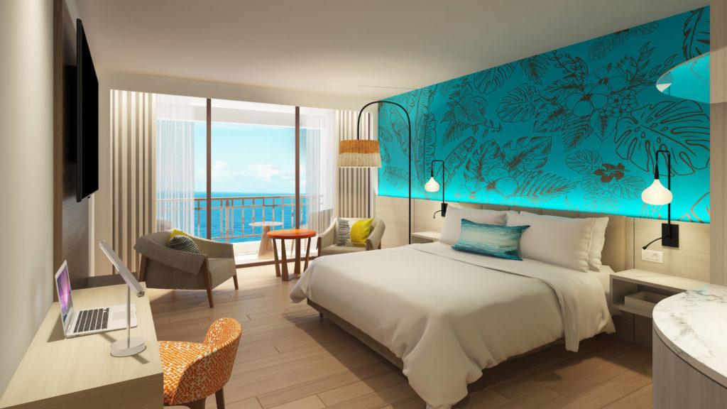 Renovación de Curacao Marriott Beach Resort está a punto de finalizar
