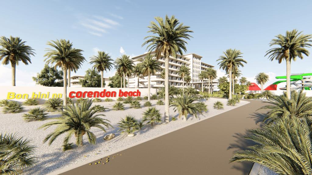 El hotel más grande de Curazao se llamará Corendon Mangrove Beach Resort