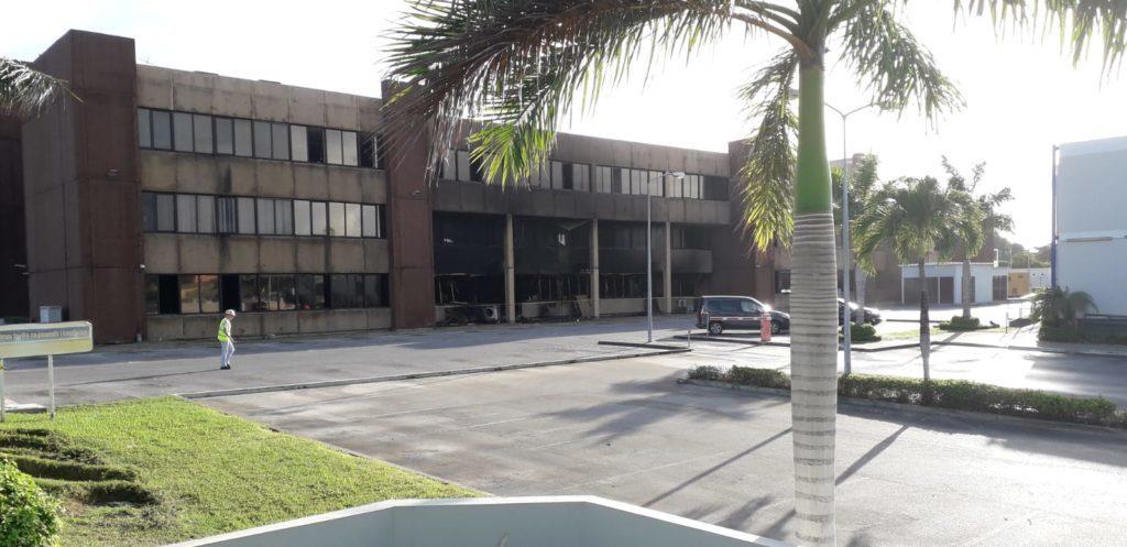 Edificio de Oficina de Impuestos probablemente será demolido
