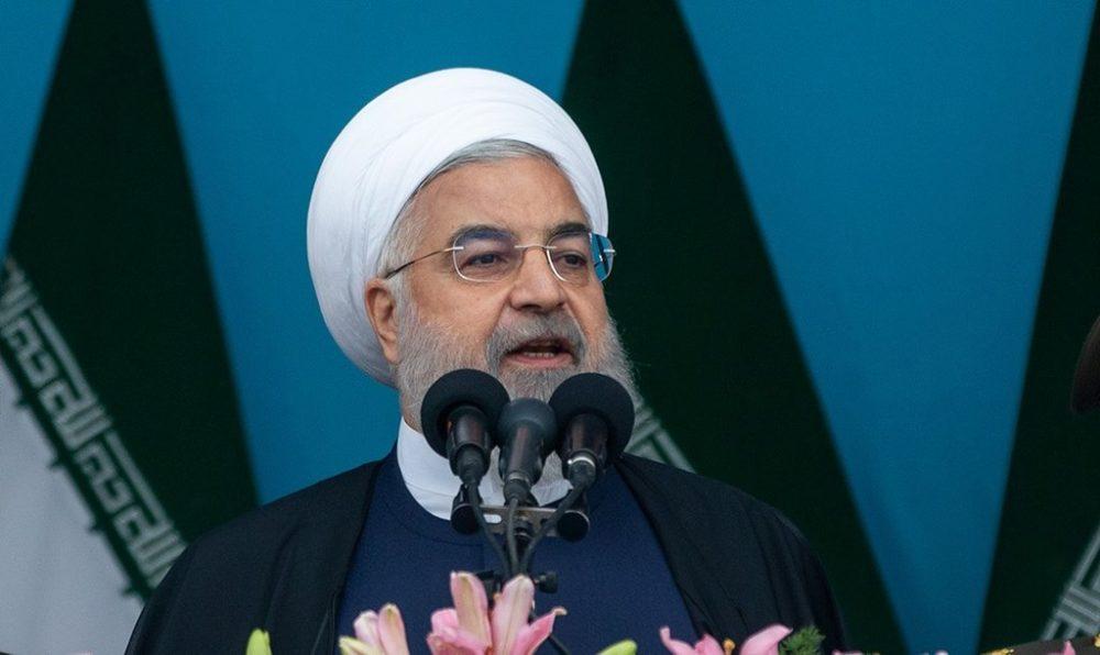 Presidente de Irán advierte sobre fracaso del belicismo estadounidense