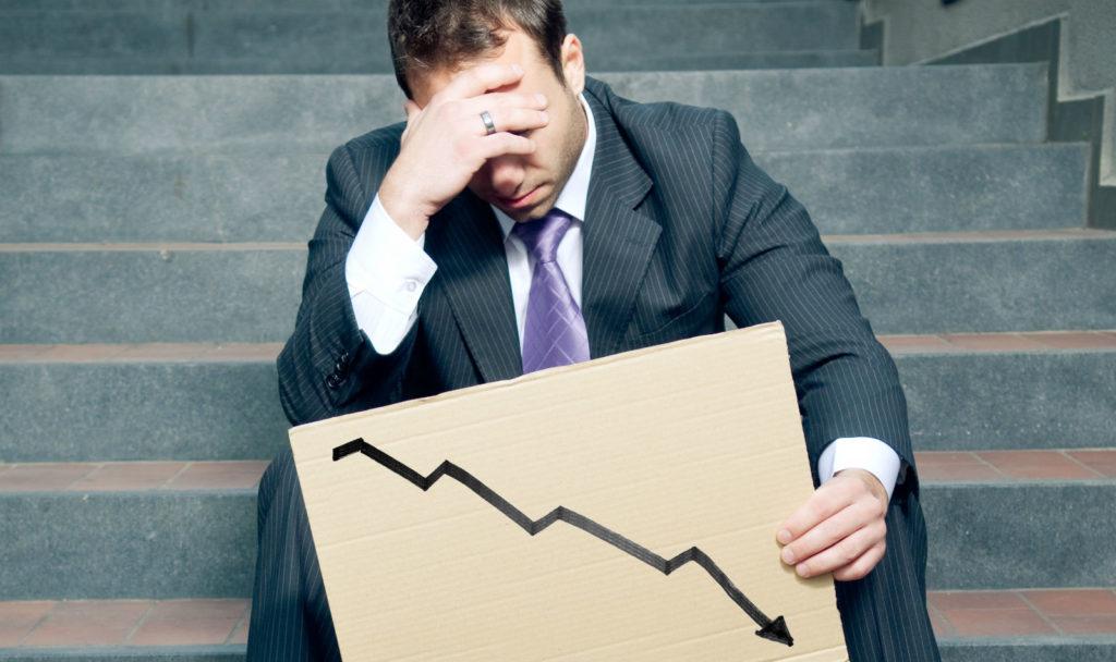 El desempleo aumentó a 63%