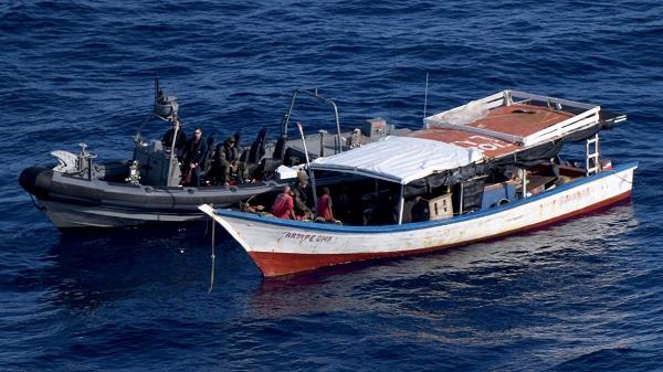 Marina rescató a seis pescadores venezolanos