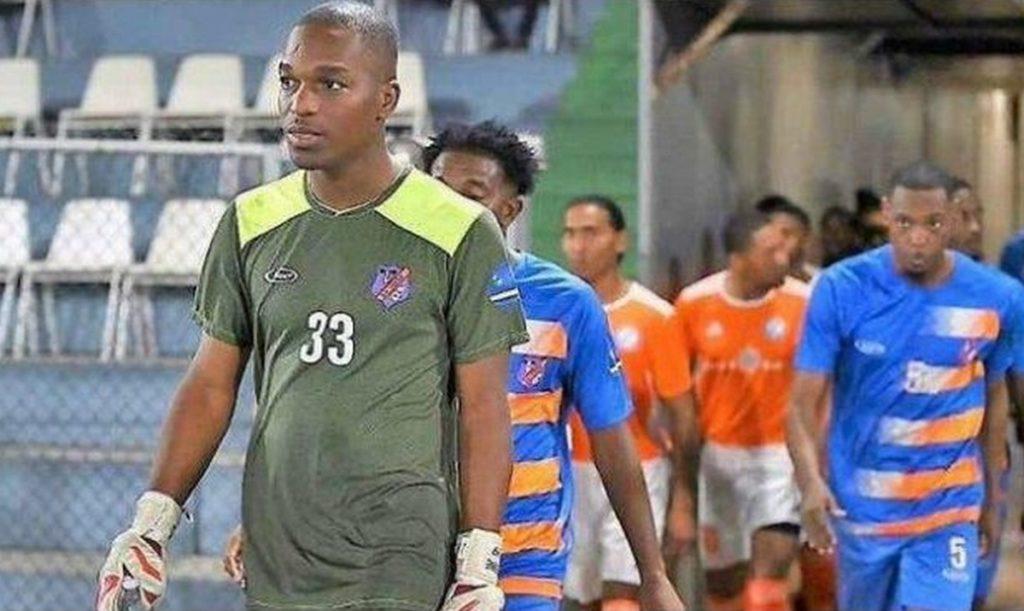 Fallece portero de la selección nacional de Fútbol