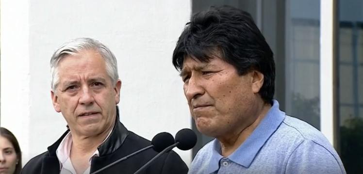 La senadora Jeanine Áñez se proclama presidenta de Bolivia tras la llegada de Evo Morales a México