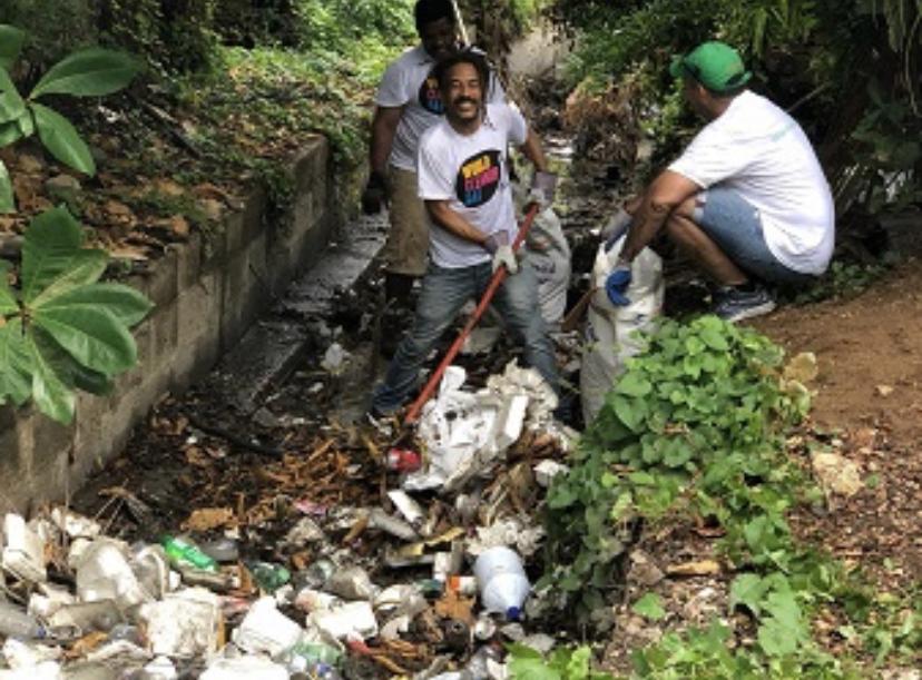 Curazao está en el top 10 del Día Mundial de la Limpieza