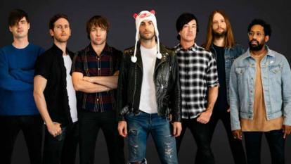 Maroon 5 anuncia su regreso a Colombia