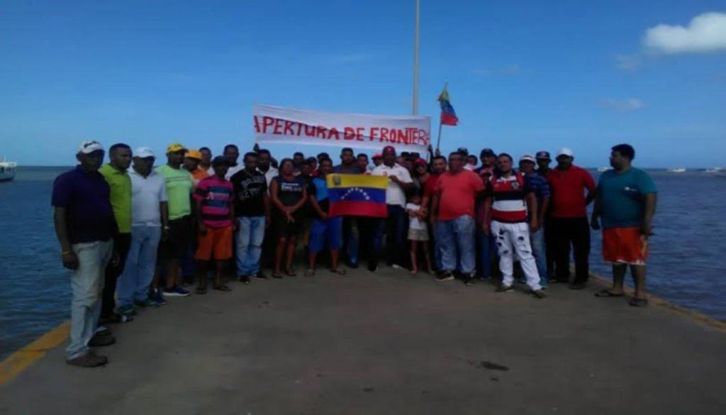 Marinos de Falcón exigen respuesta sobre cierre de frontera con islas ABC