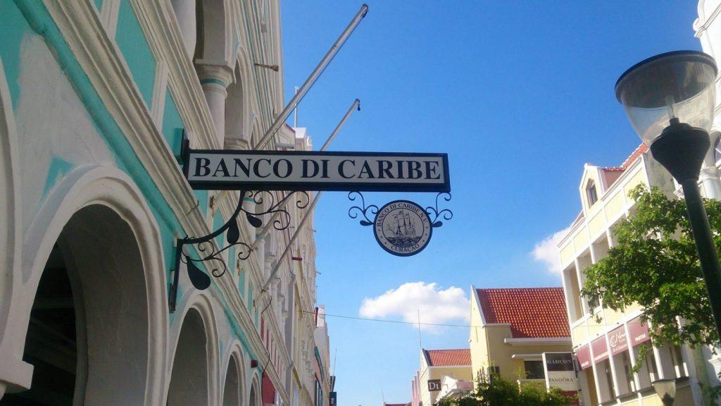 Banco di Caribe cerrará su sucursal de Punda