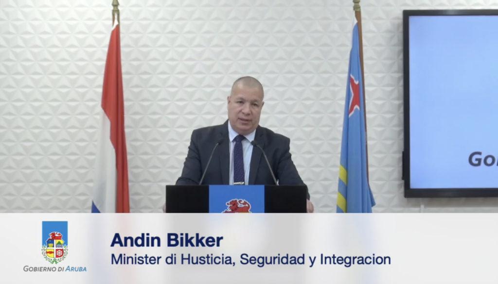 Ministro de Justicia de Aruba aseguró que el Ministerio Público ofrecerá detalle sobre decomiso de droga